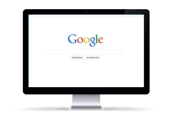 Google Monitor Picture